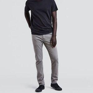 Levi's 510 Skinny Men's Jeans Grey NWOT